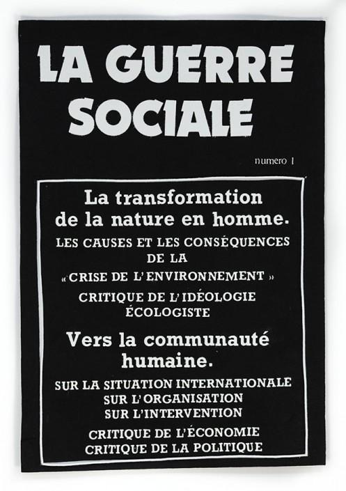 Elektra KB - La Guerre Sociale (2015)