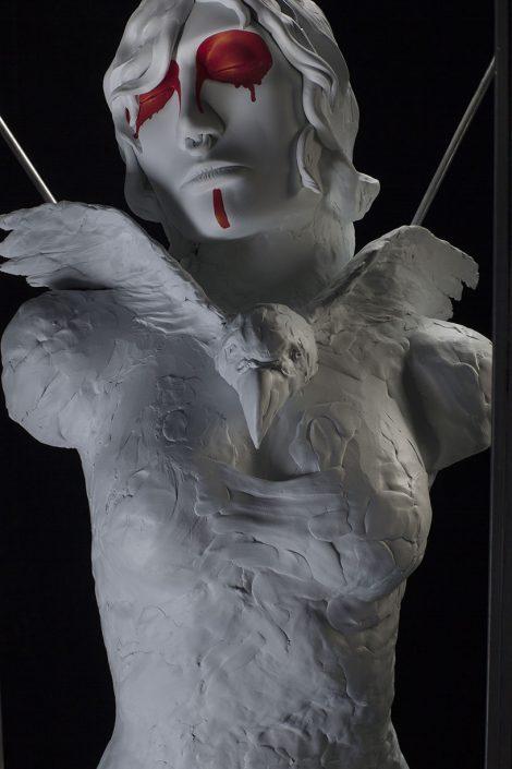 Hande Şekerciler - o hangi kanatla yükselebilir? / on what wings dare he aspire? (2015)