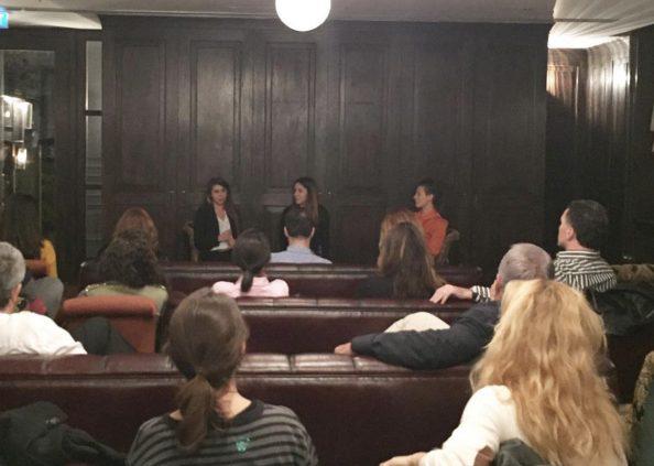 #GaiaArtTalk Soho House Istanbul'daydı